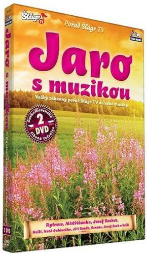 Jaro s muzikou 2013 - 2 DVD cena od 235 Kč