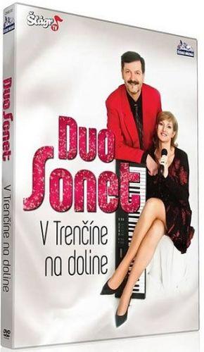 Duo Sonet - V Trenčíně na dolině - DVD cena od 196 Kč