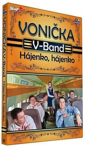 Vonička V. -Band - Hájenko, hájenko - DVD cena od 160 Kč
