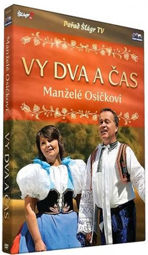 Manželé Osičkovi - Vy dva a čas - DVD cena od 139 Kč