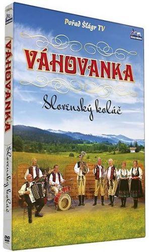 Váhovanka - Slovenský koláč - DVD cena od 139 Kč