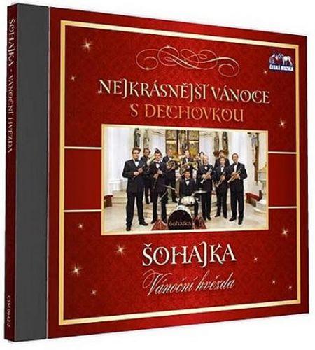 Vánoční dechovky - Vánoce s Šohajkou - 1 CD cena od 125 Kč