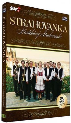 Strahovanka - Neodcházej Strahovanko - CD+DVD cena od 196 Kč