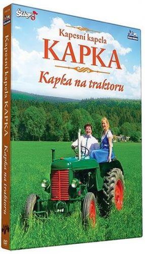 Kapka na traktoru - DVD cena od 160 Kč