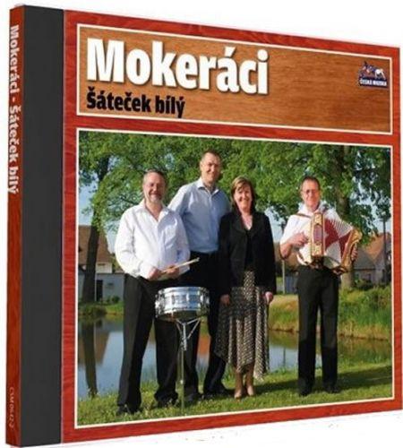 Mokeráci - Šáteček bílý - 1 CD cena od 125 Kč