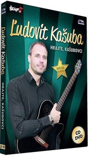 Kašuba L. - Hrajte, Kašubovci - CD+DVD cena od 233 Kč