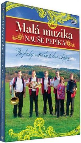 Zafoukej větříčku kolem Sušice - DVD cena od 129 Kč