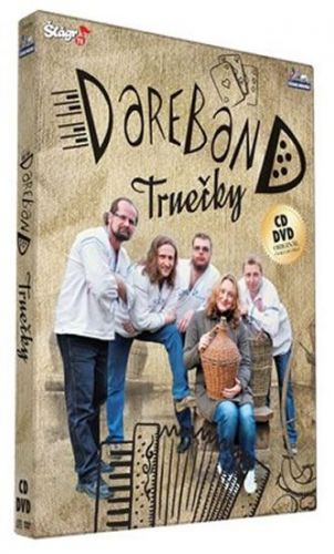 Dareband - Trnečky - CD+DVD cena od 189 Kč