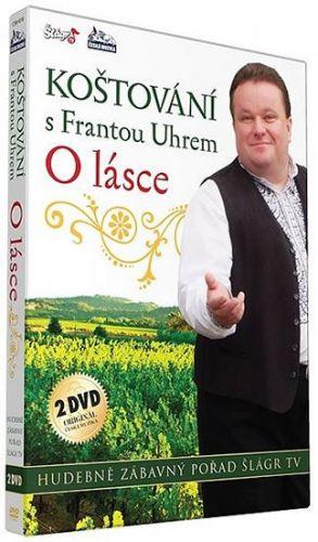 Koštování s Fr. Uhrem o lásce - 2 DVD cena od 235 Kč