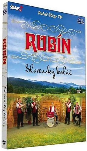 Slovenský koláč - Rubín - DVD cena od 160 Kč