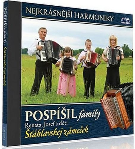 Pospíšil family - Šťáhlavskej zámečku - 1 CD cena od 139 Kč
