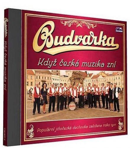 Budvarka - Když česká muzika zní - 1 CD cena od 125 Kč