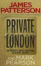Patterson James: Private London cena od 269 Kč