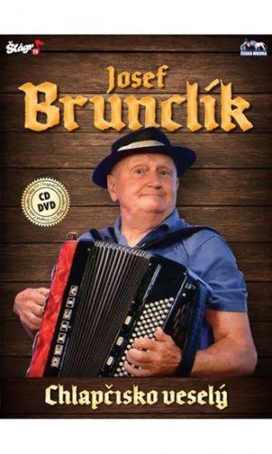 Josef Brunclík - Chlapčisko veselý - CD+DVD cena od 235 Kč