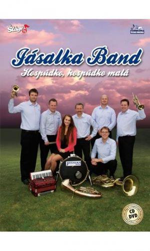 Jásalka Band - Hospůdko, hospůdko malá - CD+DVD cena od 235 Kč