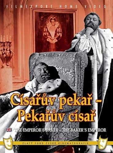 Císařův pekař - Pekařův císař - DVD (digipack) cena od 77 Kč