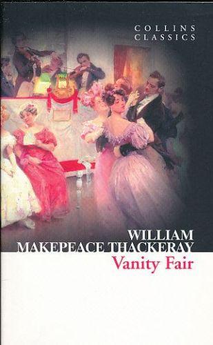 William Makepeace Thackeray: Vanity Fair cena od 75 Kč