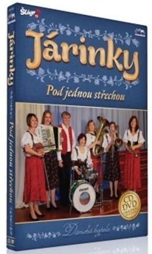 Járinky - Pod jednou střechou - CD+DVD cena od 262 Kč