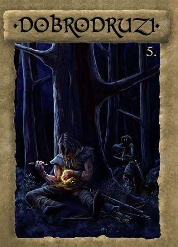 Blažek Slavomír a: Dobrodruzi 5. cena od 127 Kč