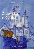 Židovská ročenka 2013/2014 cena od 188 Kč