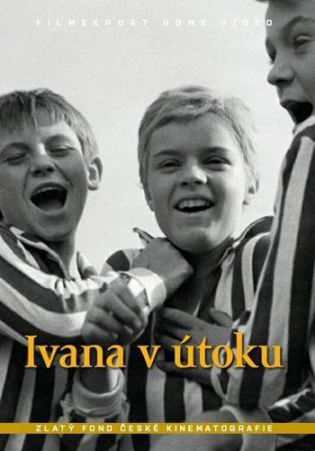 Ivana v útoku - DVD cena od 106 Kč