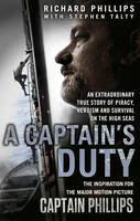 Philips Richard: Captain's Duty cena od 214 Kč