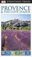 (Dorling Kindersley): Provence & the Cote d'Azur (Eyewitness Travel) cena od 449 Kč