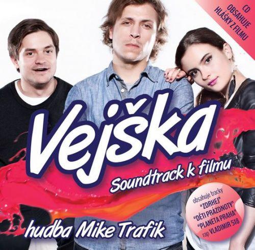 Trafik Mike: Vejška (hudba z filmu) - CD cena od 106 Kč