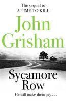 Grisham John: Sycamore Row cena od 176 Kč