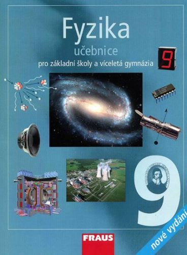 Fyzika 9 cena od 138 Kč