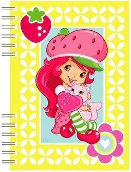 Školní zápisník Strawberry cena od 27 Kč