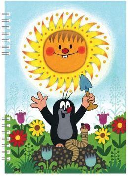 Školní zápisník Krtek cena od 44 Kč