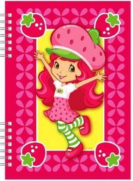 Školní zápisník Strawberry cena od 44 Kč