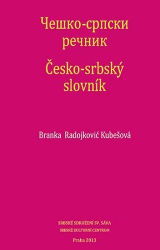 Radojković Kubešová Branka: Česko-srbský slovník cena od 747 Kč