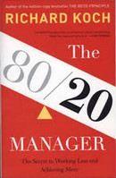Koch Richard: 80/20 Manager cena od 318 Kč