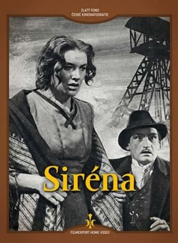 Siréna - DVD cena od 99 Kč