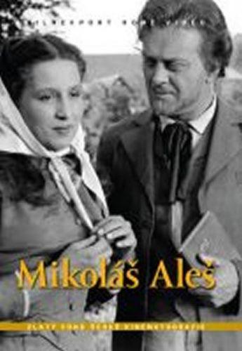 Mikoláš Aleš - DVD box cena od 106 Kč