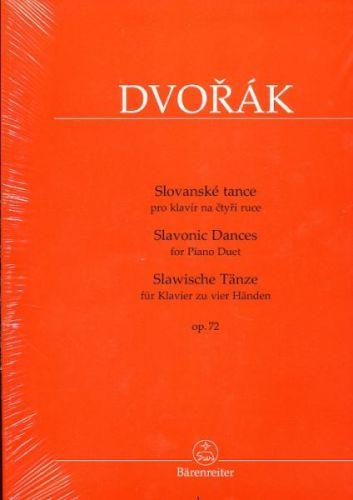 Antonín Dvořák: Dvořák A. - Slovanské tance cena od 183 Kč