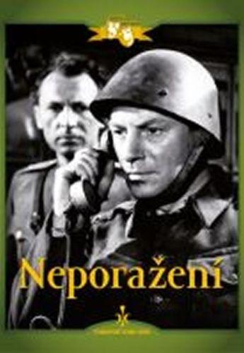Neporažení - DVD (digipack) cena od 73 Kč