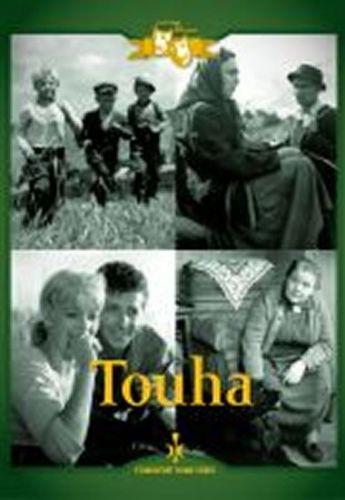Touha - DVD digipack cena od 90 Kč