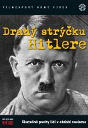 Drahý strýčku Hitlere - DVD digipack cena od 73 Kč