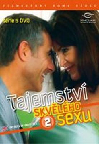 Tajemství skvělého sexu 2. - DVD digipack cena od 86 Kč
