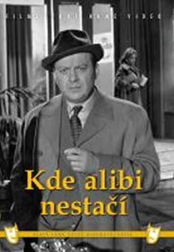 Kde alibi nestačí - DVD box cena od 127 Kč