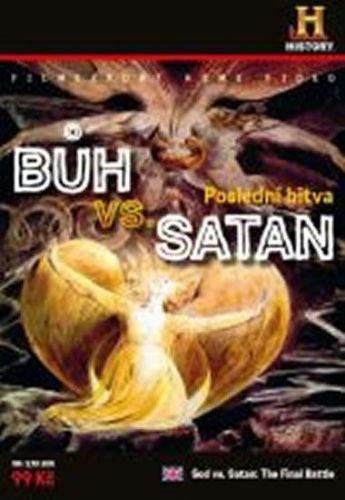 Bůh vs. Satan: Poslední bitva - DVD digipack cena od 69 Kč