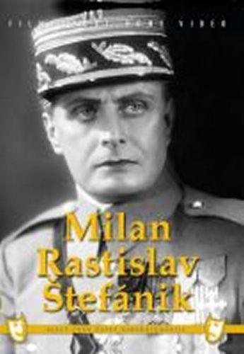 Milan Rastislav Štefánik - DVD box cena od 106 Kč