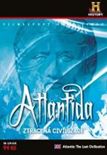 Atlantida: Ztracená civilizace - DVD digipack cena od 81 Kč