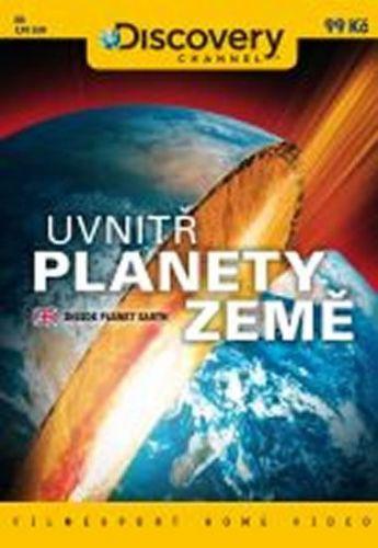 Uvnitř planety Země - DVD digipack cena od 36 Kč
