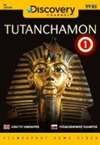 Tutanchamon 1. - DVD digipack cena od 41 Kč
