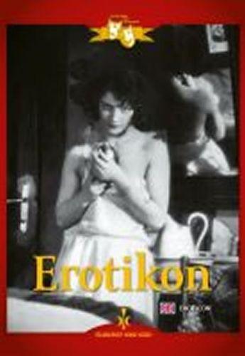 Erotikon - DVD digipack cena od 73 Kč