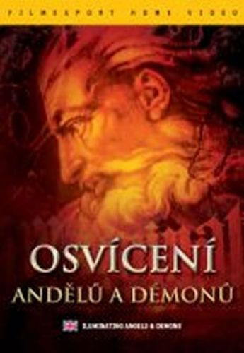 Osvícení andělů a démonů - DVD digipack cena od 73 Kč